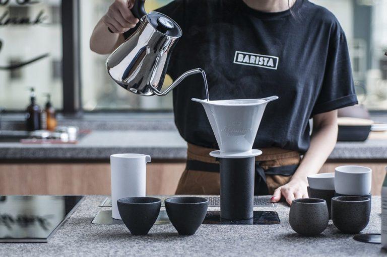 Coffee Brewing Set