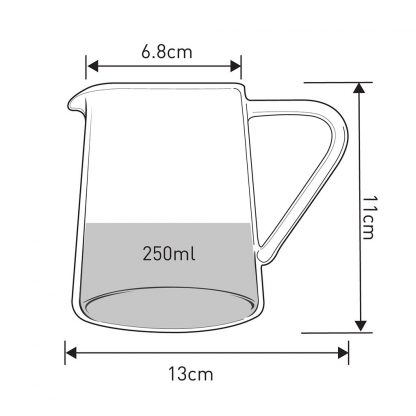 Glass Karaffe Description