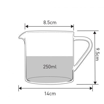 Glass Karaffe